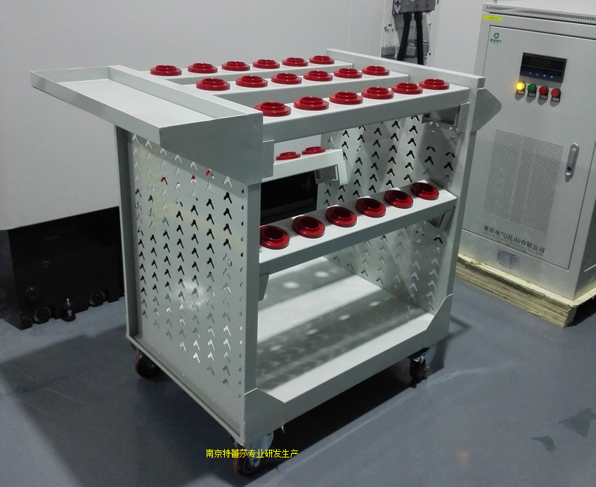 加工中心刀具车|刀具车|数控刀具车|刀具车厂家025-88802418南京特蕾莎生产