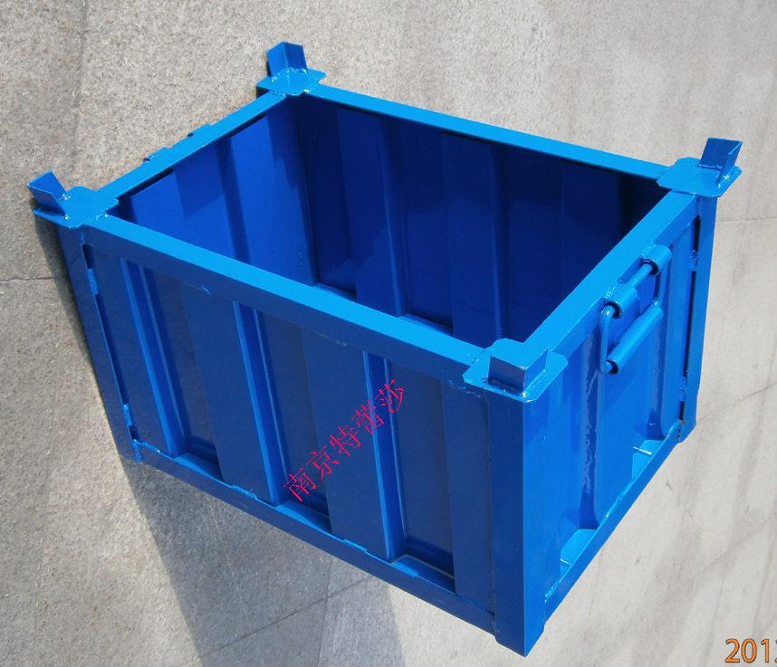 金属周转箱标准结构及图片